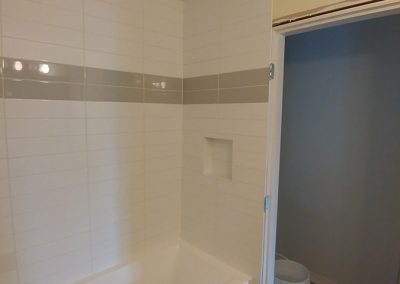 Fraser Valley Bathtub Tiling