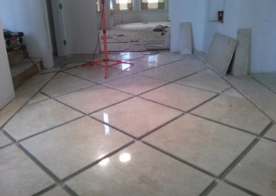 Fraser Valley Floor Tiling Installation