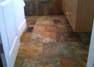 Fraser Valley Bathroom Flooring Specialists