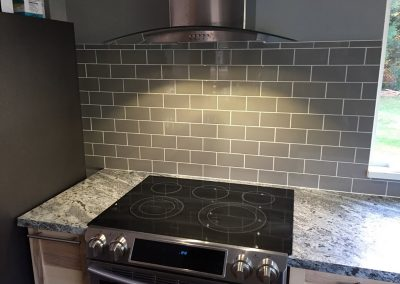 Fraser Valley Custom Kitchen Tile Setting