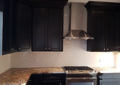 Fraser Valley Kitchen Tile Installation